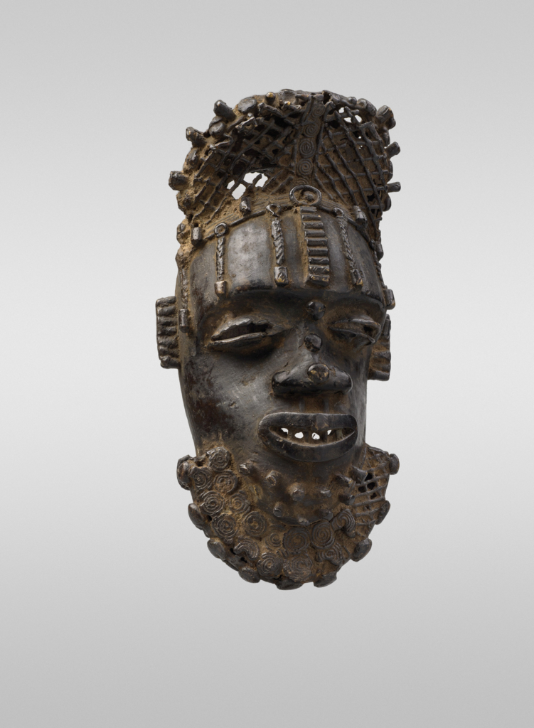 Masque de ceinture, Royame du Bénin