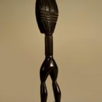 Cuillère à jambes Dan, Côte d'Ivoire