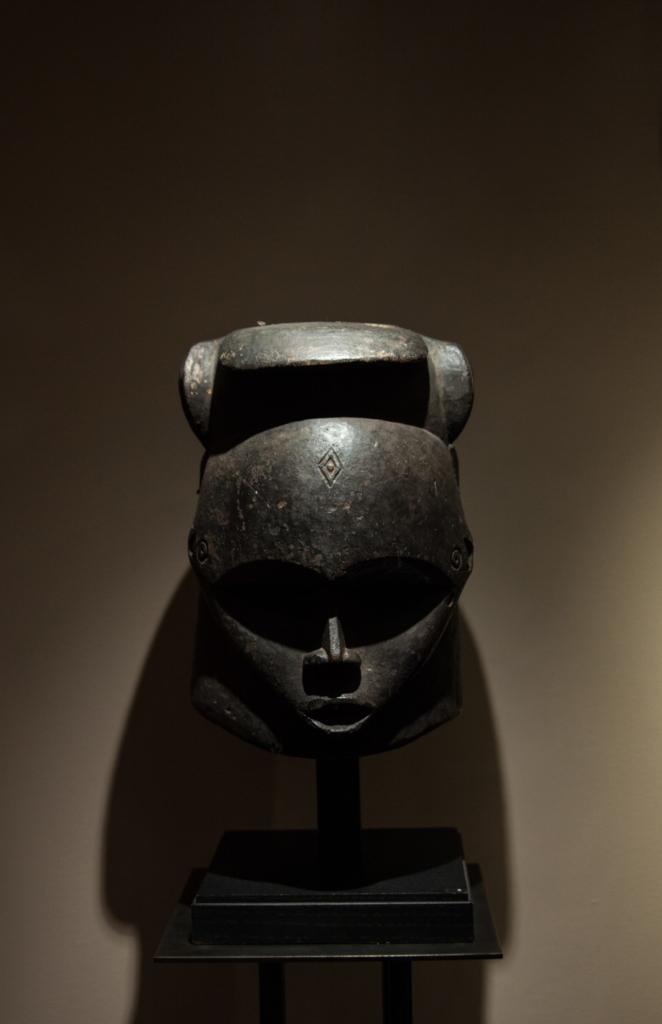 Masque heaume Idoma, Nigéria