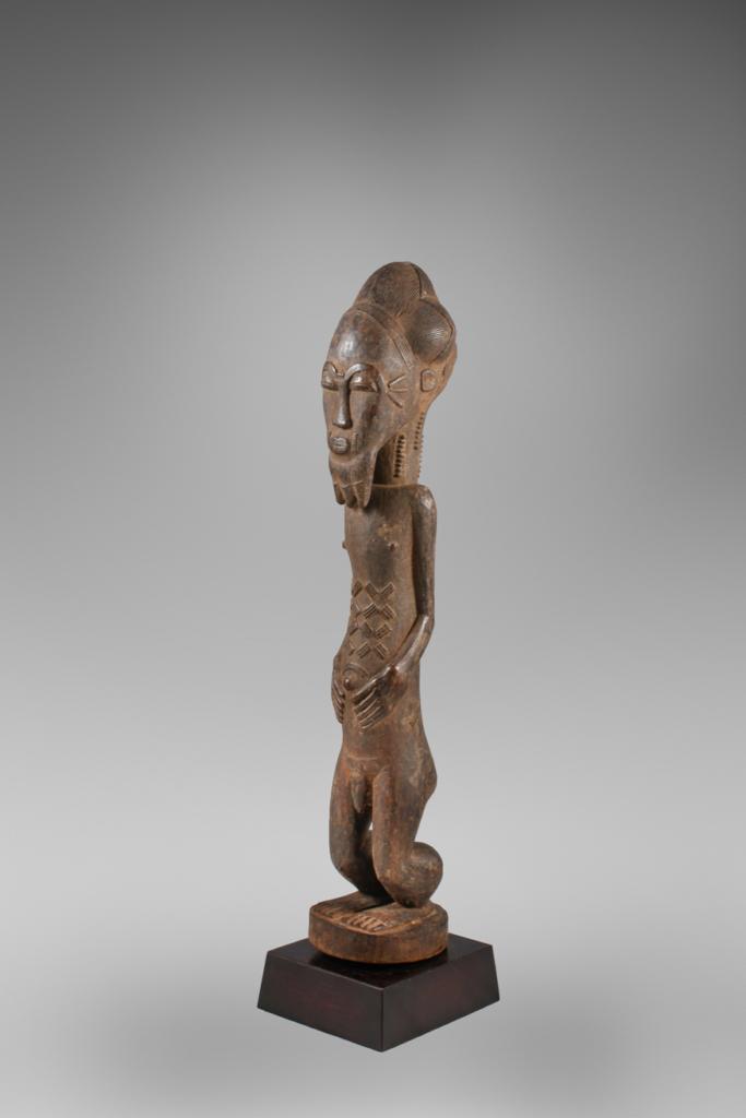 Statue Baoulé, Côte d'Ivoire