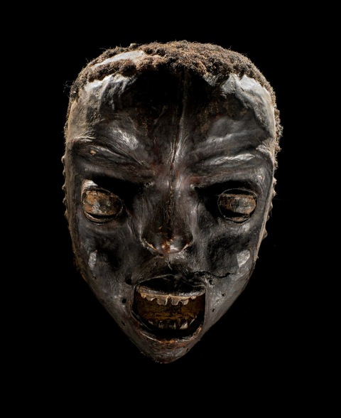 Tête Ekoï, Nigéria