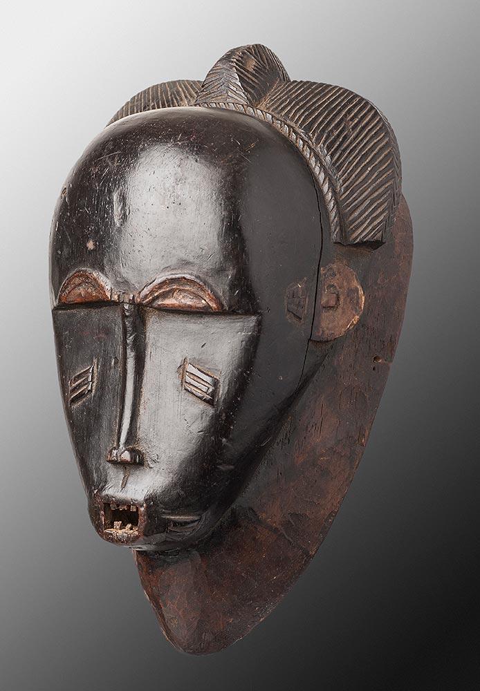 Masque Baoulé, Côte d'Ivoire