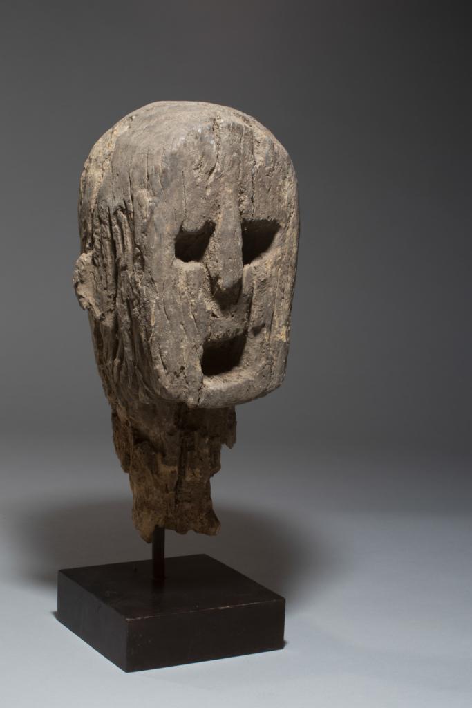 Tête de Botchio Fon, Bénin