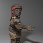 "Fétiche Ewe, Ghana <span style=""color: #ff0000"">•</span>"