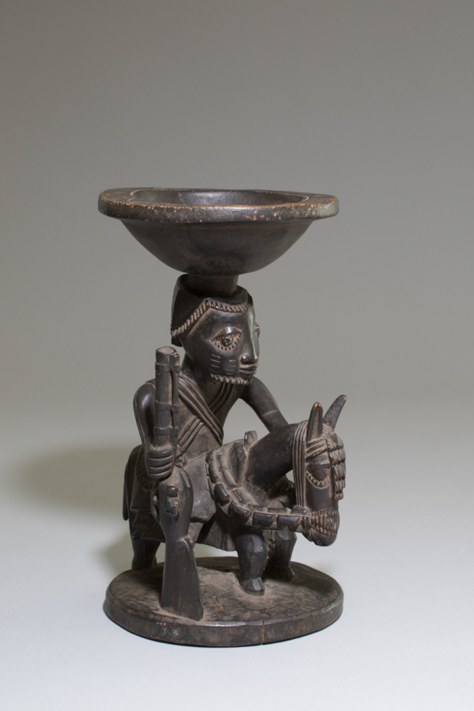 Cavalier Yoruba, Nigéria